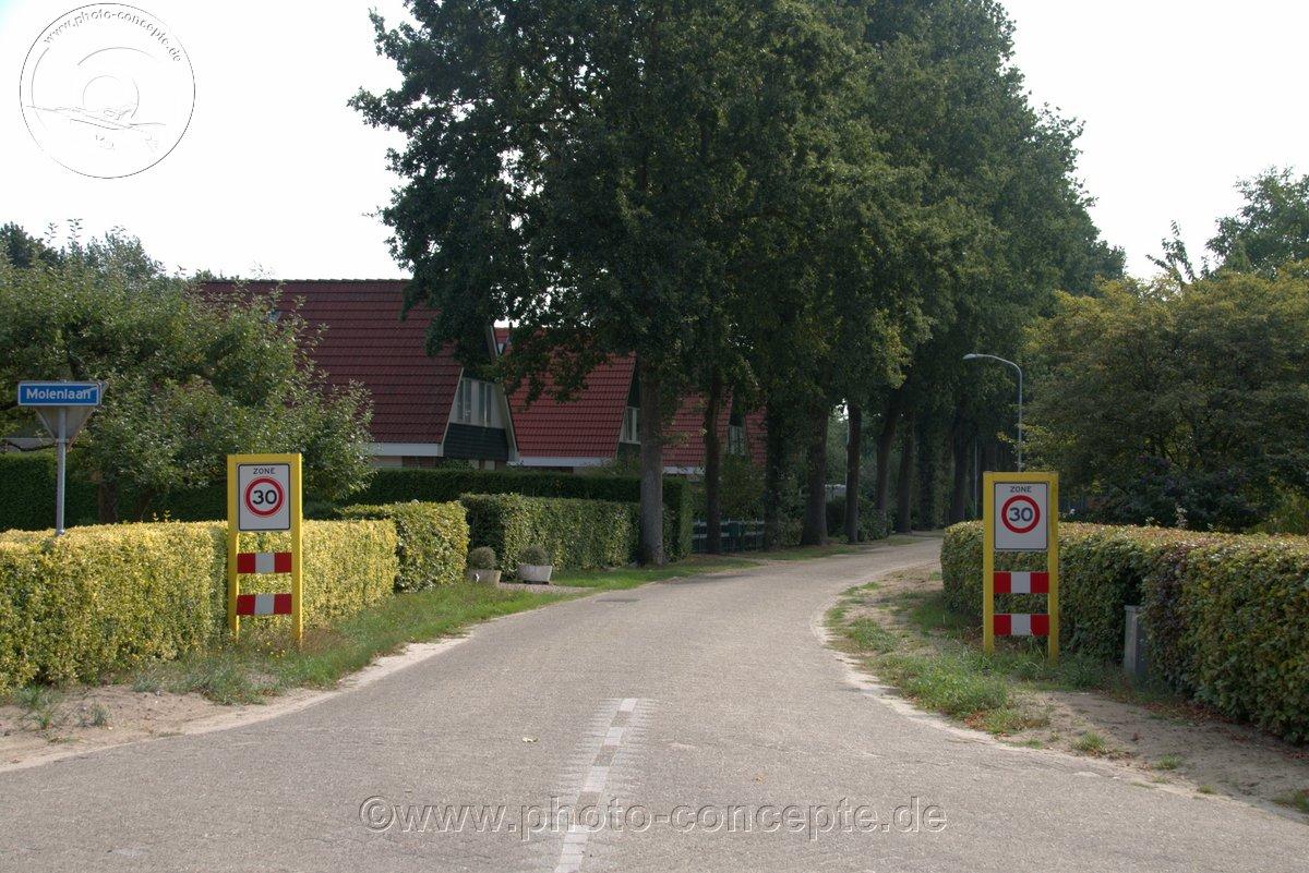 Grenze Nach Holland Offen